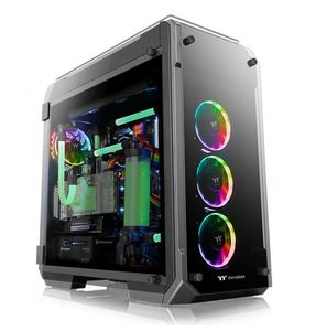 Thermaltake View 21 TG RGB Plus und View 71 TG RGB Plus