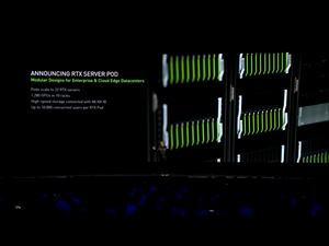NVIDIA GTC 2019 Keynote
