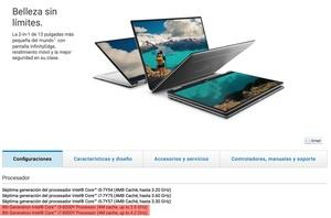 Dell XPS 2in1 mit Amber Lake-Y
