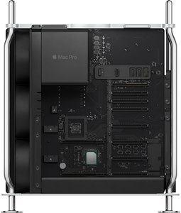 Erweiterungsslots im Mac Pro