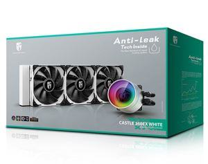 DeepCool Gamer Storm Castle 360EX White