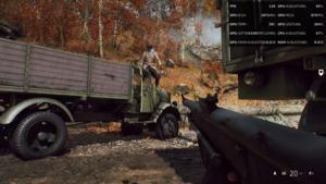 Battlefield V - 1440p, Upscaling