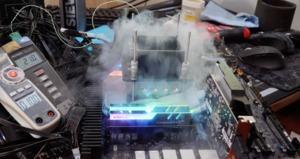 Dancop und der8auer übertakten den Intel Xeon W-3175X