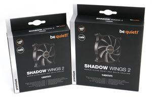 be quiet! Shadow Wings 2