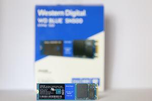 Western Digital WD Blue SN500 250 GB Review SSD NVMe