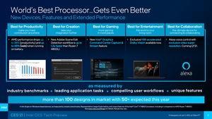 Intel CES 2021 Tech-Preview