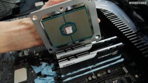 Intel Xeon W-3175X (Quelle: der8auer)