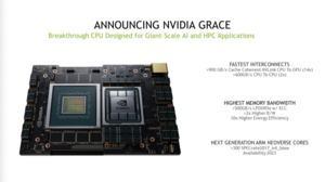 NVIDIA GTC21: Grace