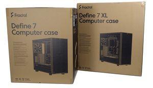 Fractal Design Define 7 und Define 7 XL