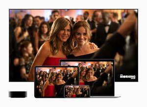 Apple Arcade und Apple TV+