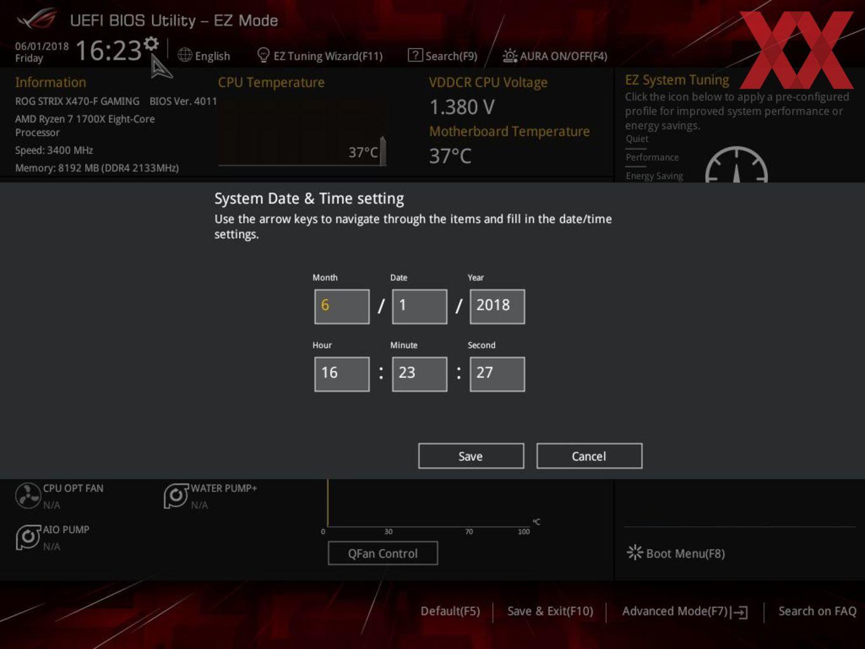 Тест и обзор: ASUS ROG Strix X470-F Gaming - менее дорогая