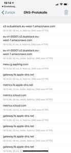 Cloudflare App für DNS