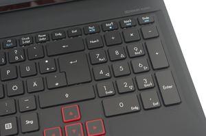 Acer Predator 17 mit GeForce GTX 1070