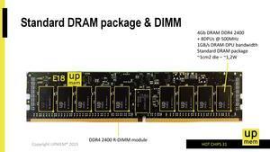UPMEM PIM-DRAM