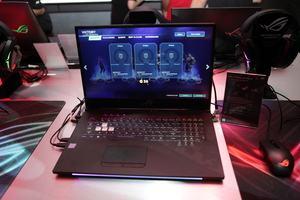 Die neuen Gaming-Notebooks von ASUS auf der Gamescom 2018