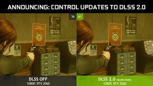 NVIDIA DLSS 2.0