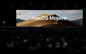 Apple WWDC 2018 - macOS