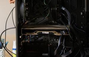 Vorschau auf die NVIDIA RTX Titan