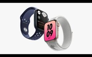 Apple Watch Series 7 Keynote
