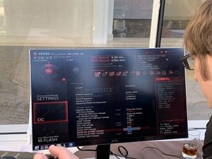 AMD New Horizon Tech Day - Ryzen-Demos