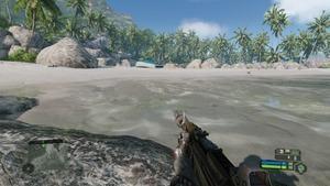 Crysis Remastered - RT Aus