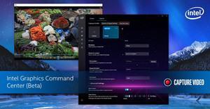 Intel Graphics Command Center