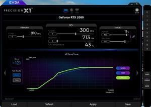 Undervolting der GeForce RTX 2080 und GeForce RTX 2080 Ti