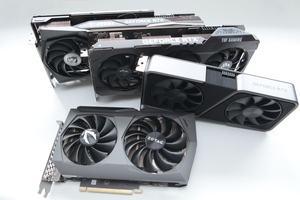 Modelle der GeForce RTX 3070