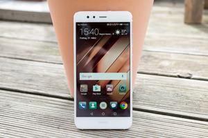 Das Display des Huawei P10 lite ist eines der Highlights