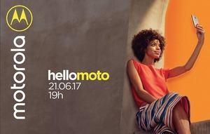 Motorola Hello Moto Juni 2017