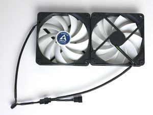 Arctic Freezer 33 und Freezer 33 Plus