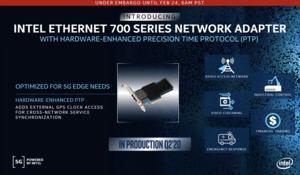 Intel MWC 2020 Press Briefing