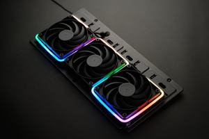 Phanteks Eclipse P360X, Evolv Shift Air, Neon D-RGB LED
