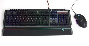 Patriot Viper V770 RGB und Viper V570 RGB Blackout Edition