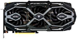 Inno3D iChill GeForce RTX 2070 und RTX 2080 X3 Jekyll