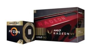 AMD feiert 50 Jahre Innovation in der Halbleiterbranche