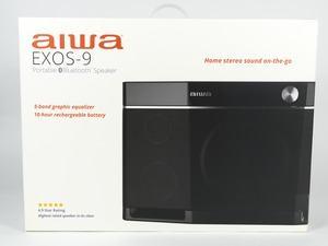 Aiwa Exos-9 Bluetooth Lautsprecher