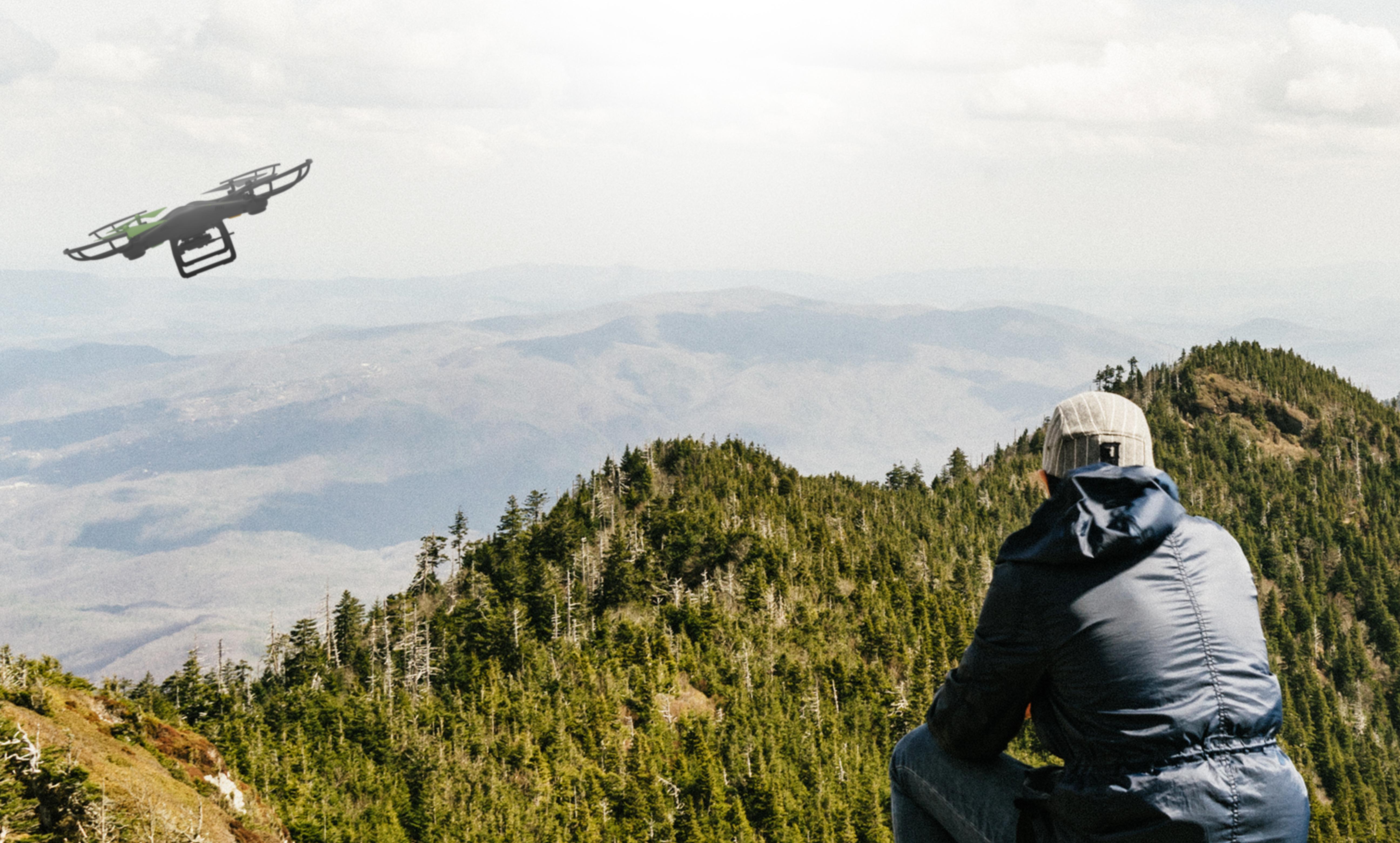 ARCHOS Drone— общедоступный квадрокоптер для начинающих пилотов