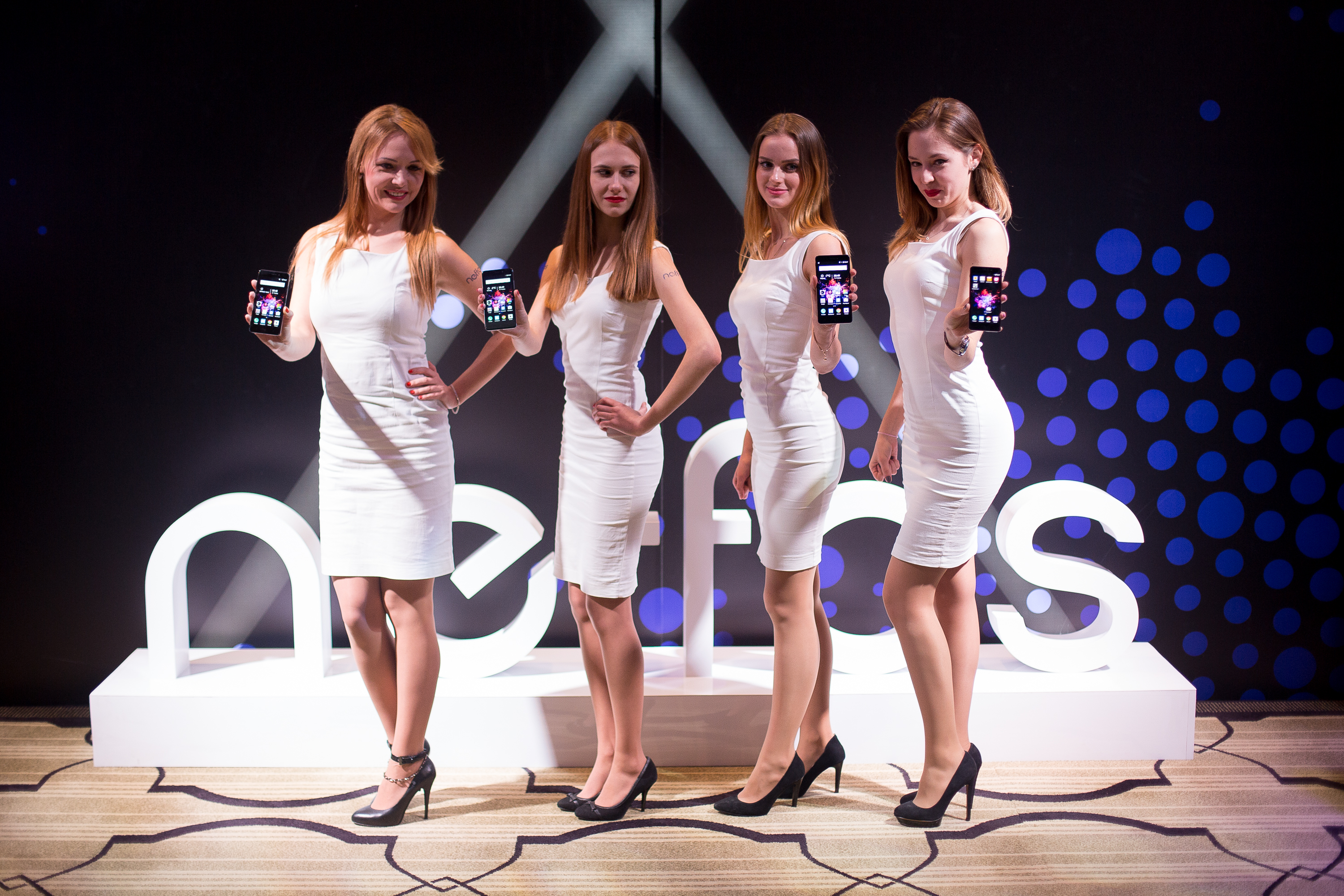Neffos X1 at Four Seasons Moscow 10
