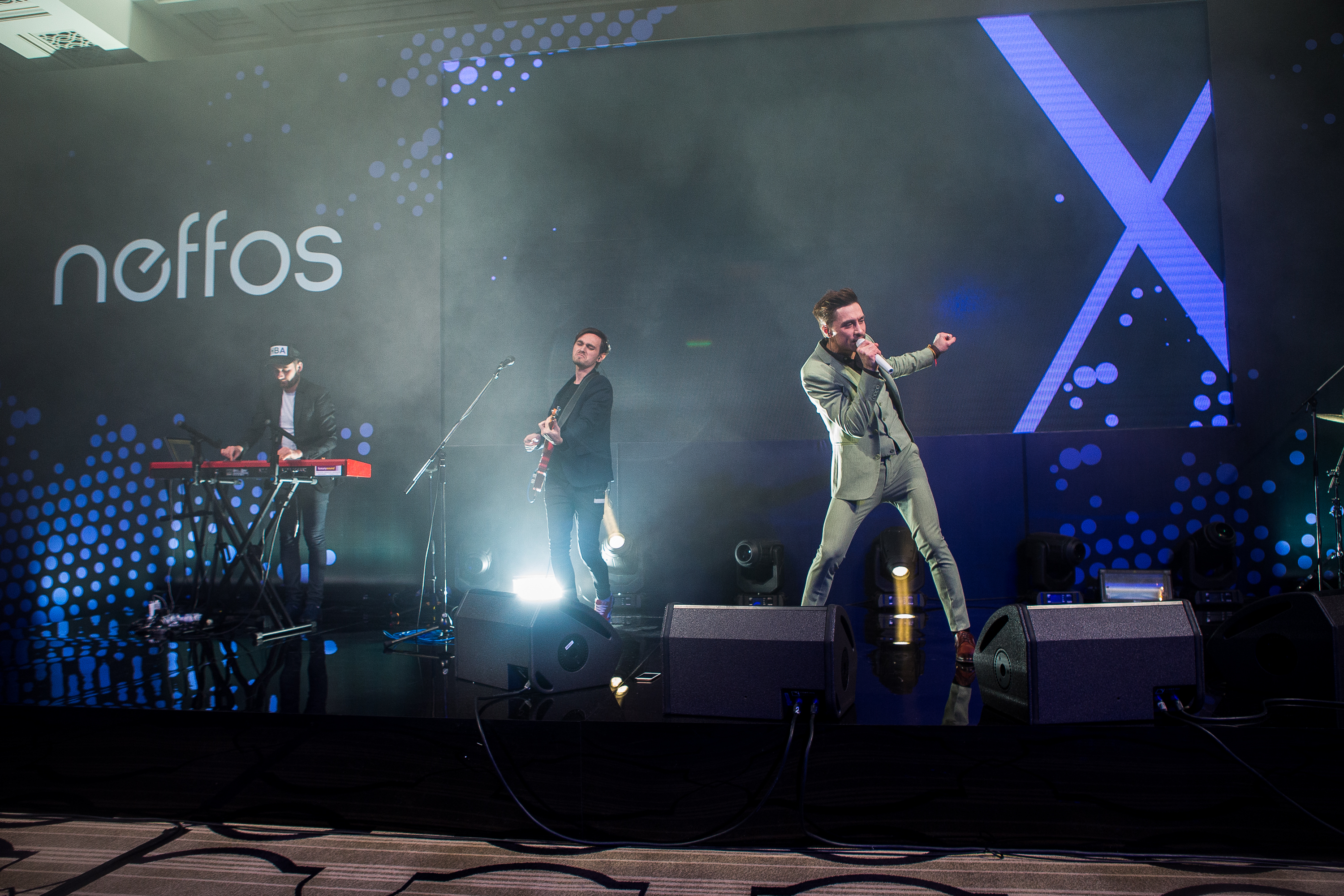 Neffos X1 at Four Seasons Moscow 4
