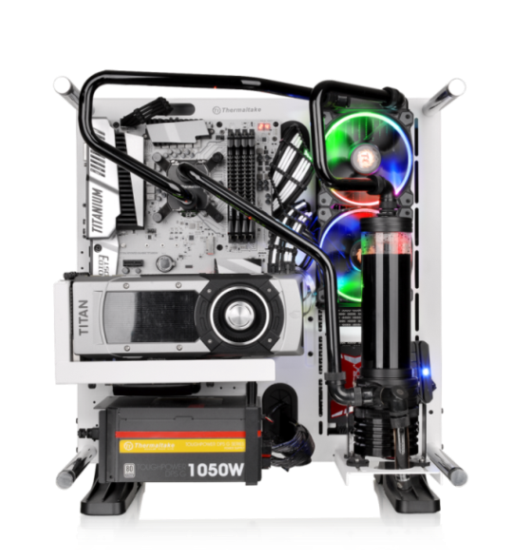 Thermaltake C1000 Opaque Coolant Black 1