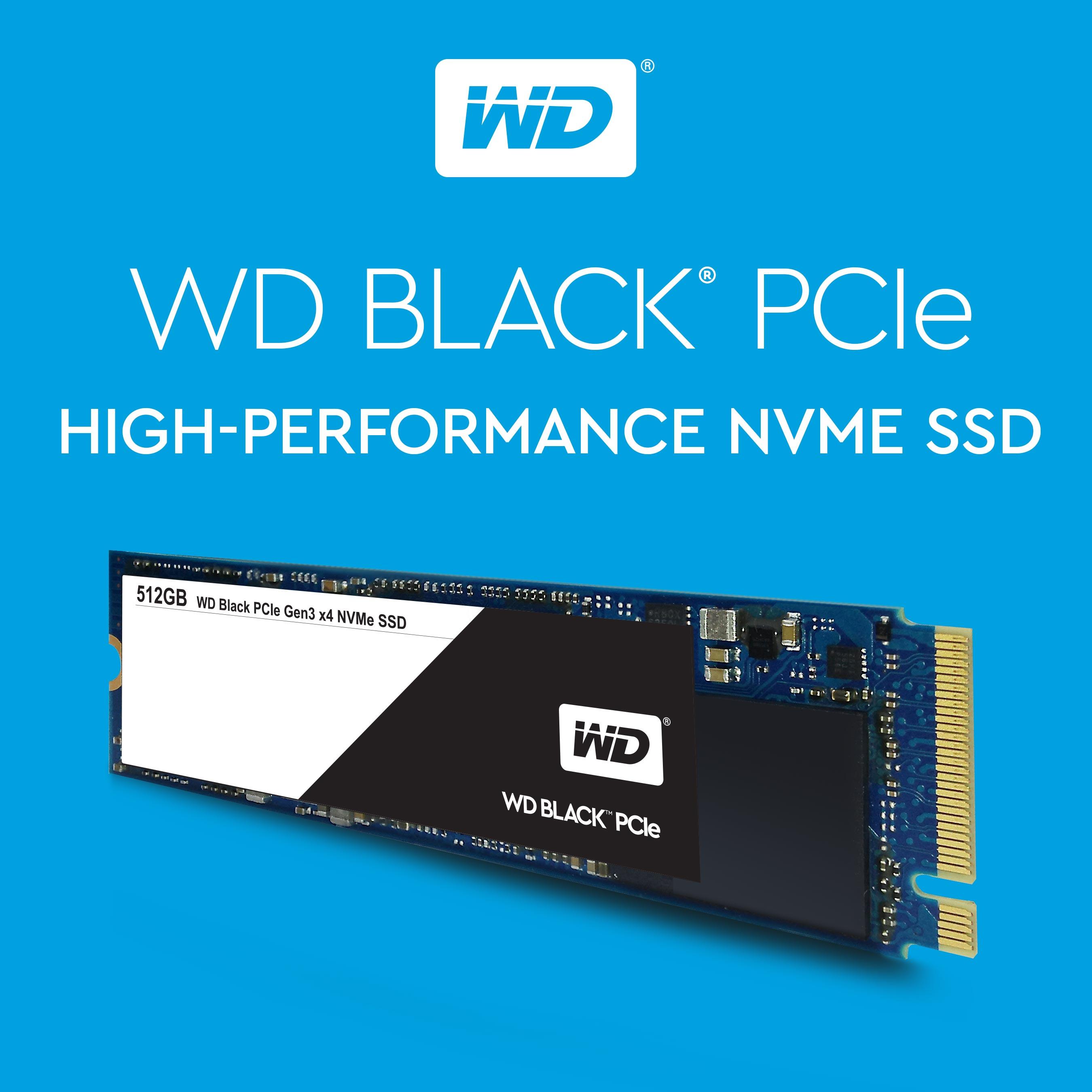 Western Digital представила первые фирменные SSD споддержкой NVMe