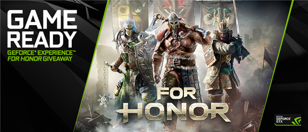 GeForce Experience 1000 For Honor 1