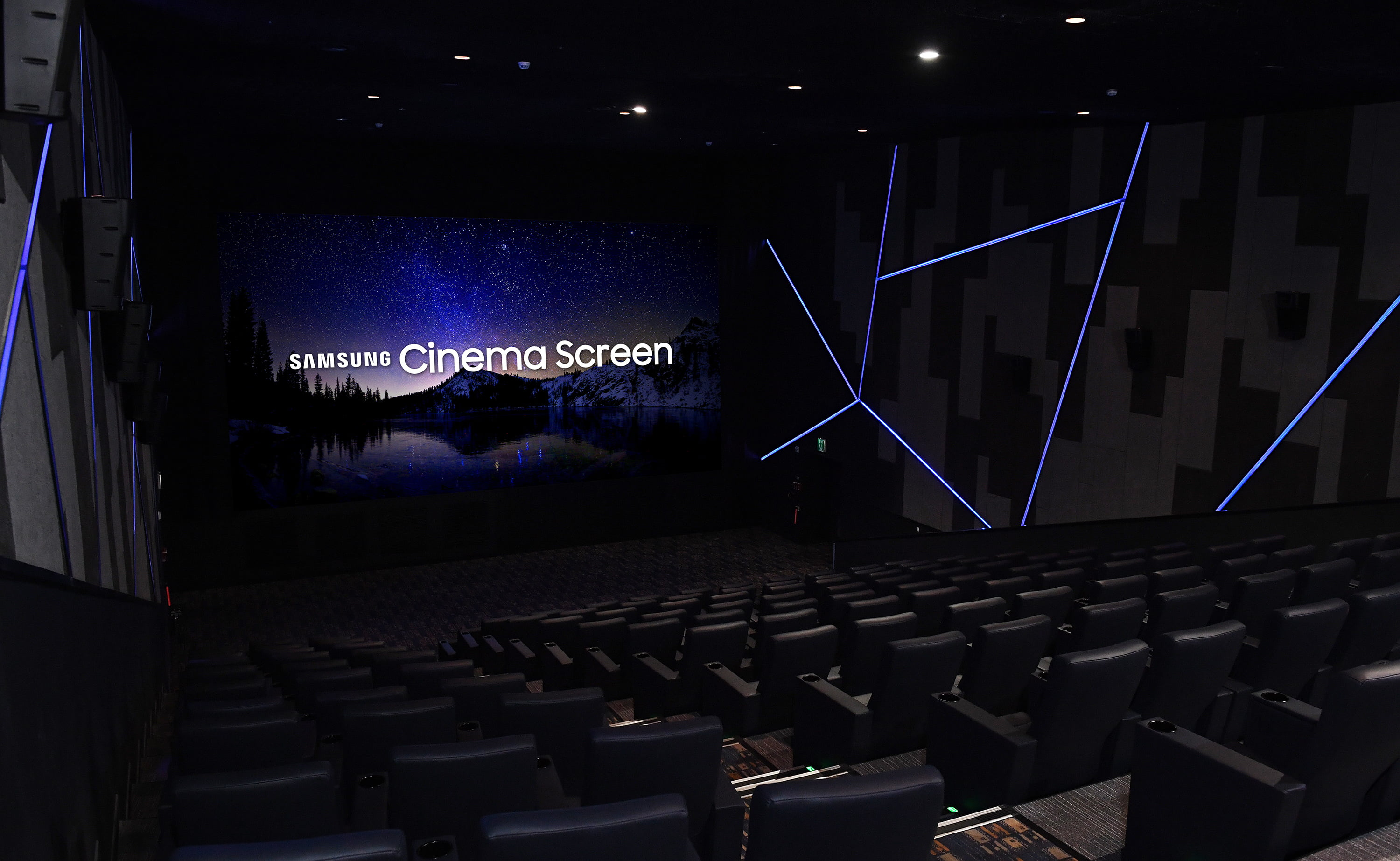 Samsung Cinema LED Screen 3