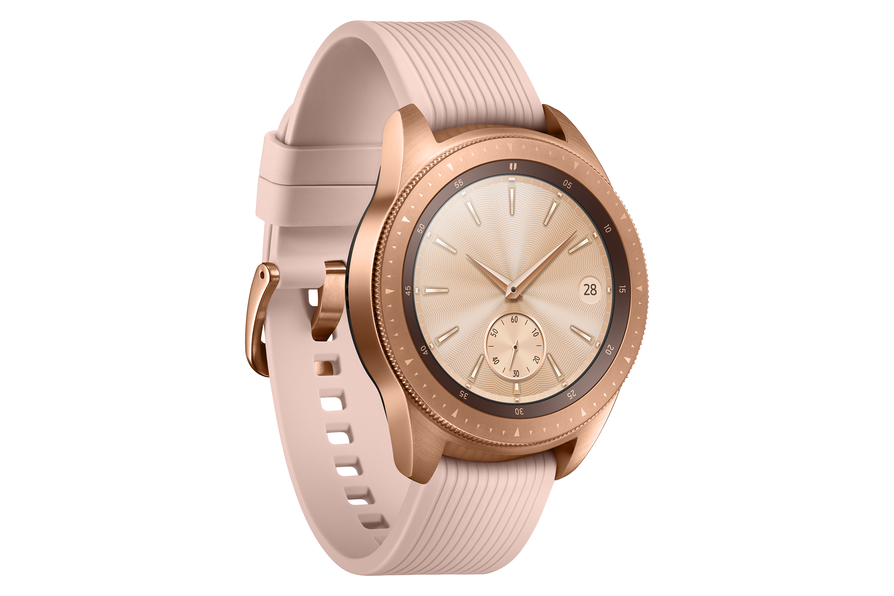 Galaxy Watch L Perspective Rose Gold