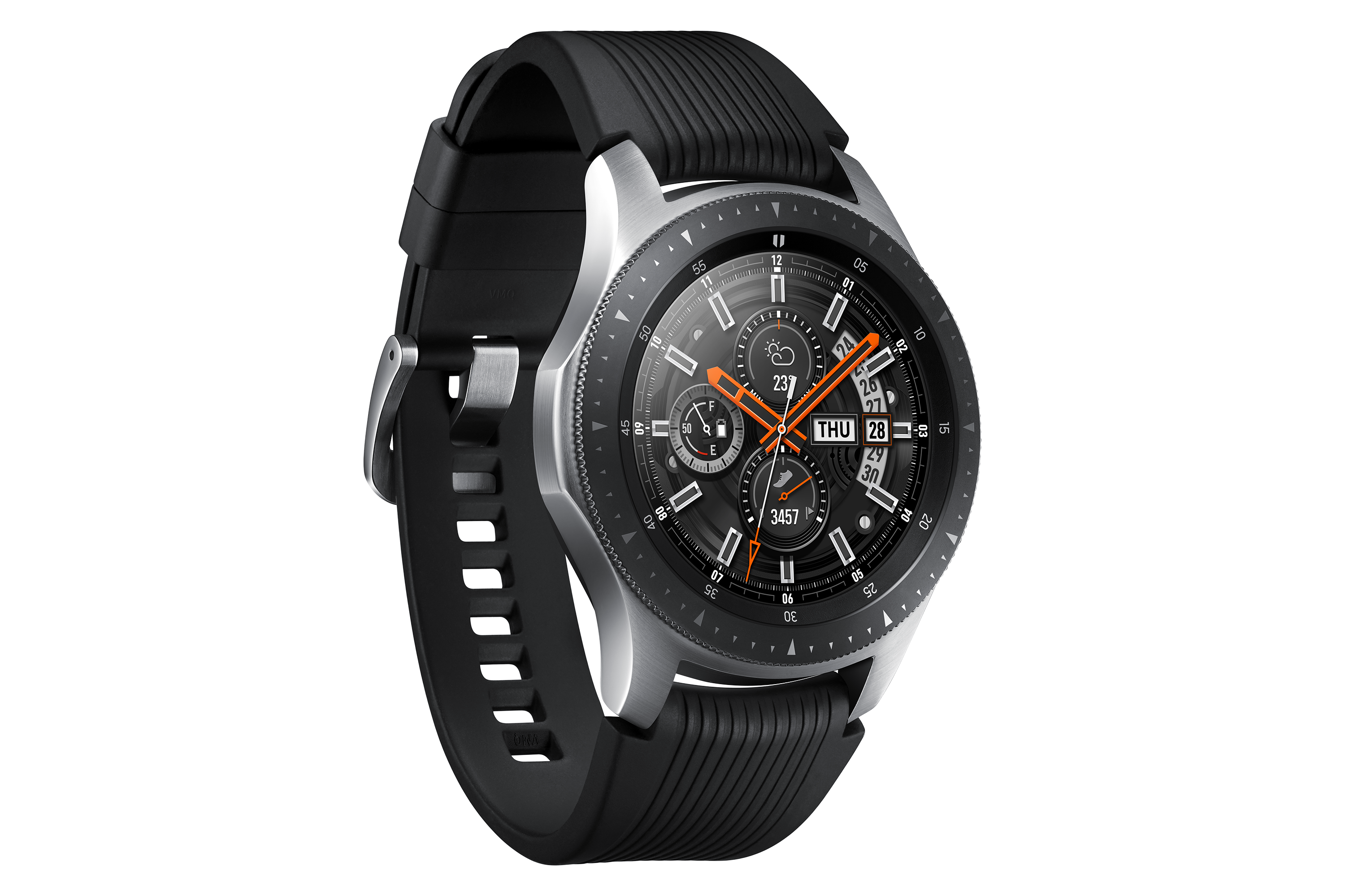 Galaxy Watch L Perspective Silver