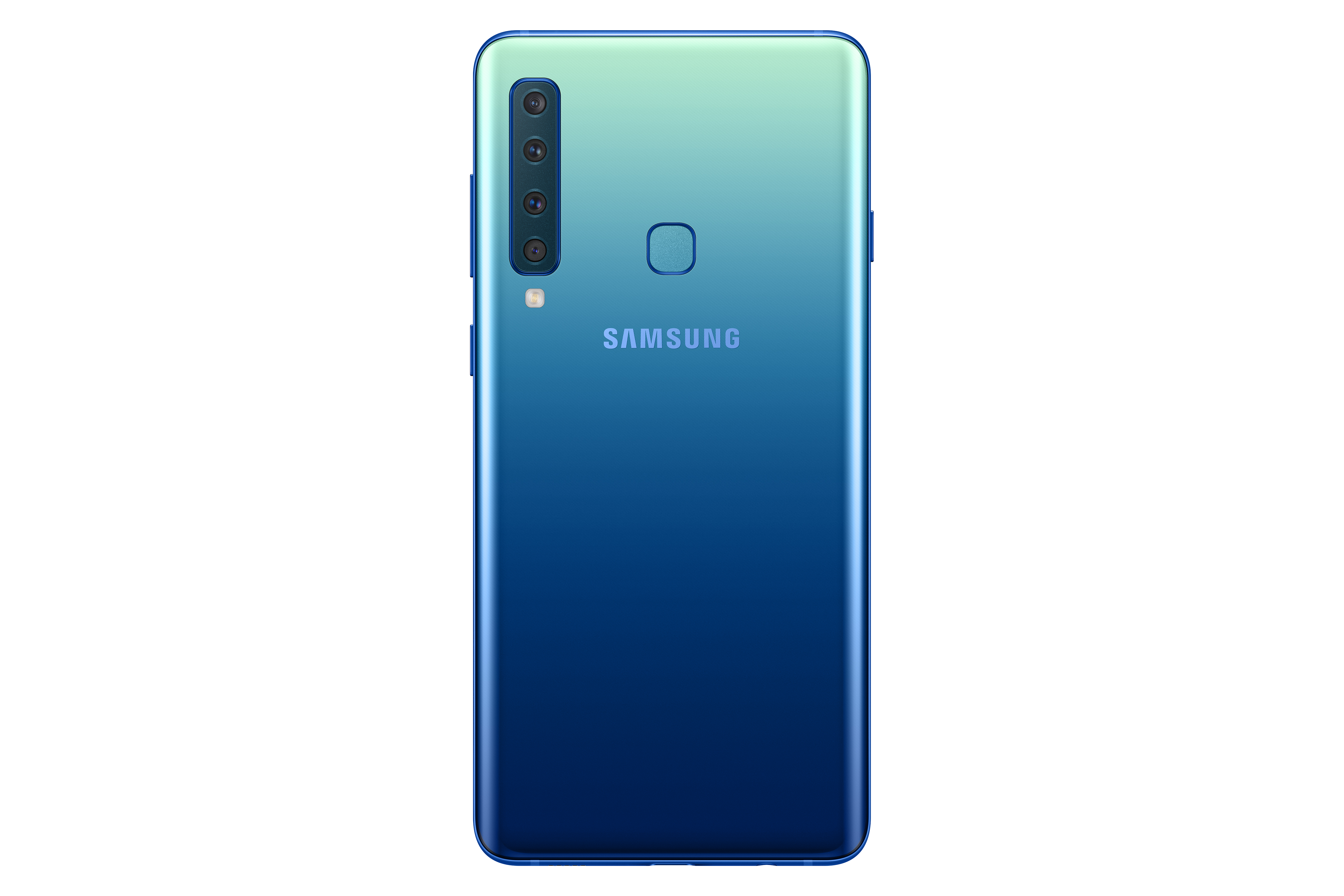 Galaxy A9 Lemonade Blue 1