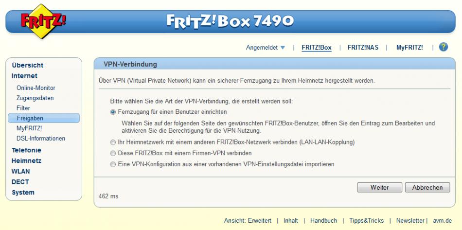 <b>Vpn fritz box 7490</b>