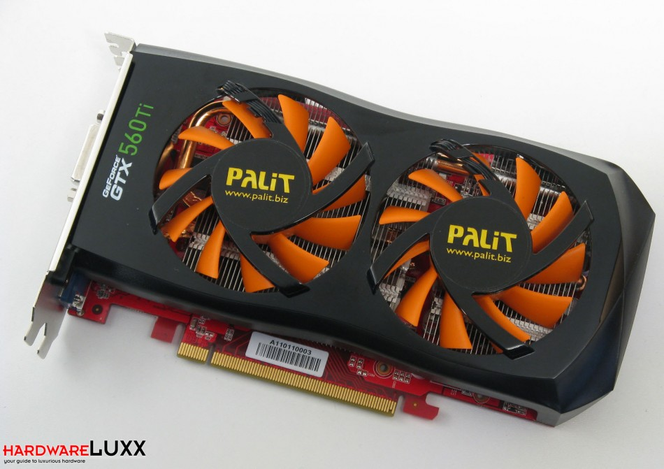 Palit geforce gtx 560 ti sonic video card in sli review 03 tweaktowncom